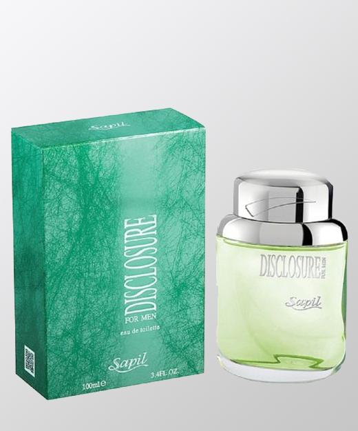 c78cfe2bb Best perfume for men: Disclosure Men - Sapil Style Scents