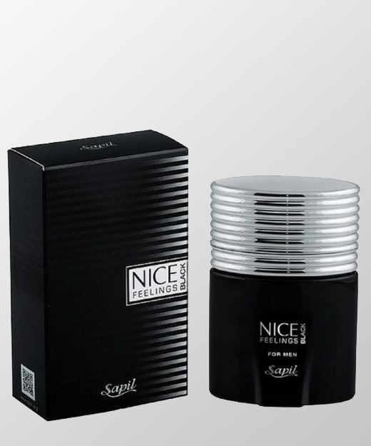 NICE FEELINGS BLACK PERFUME