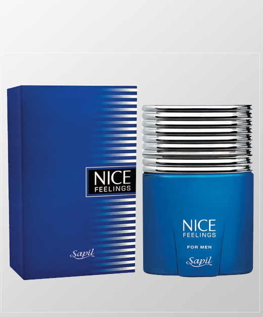 NICE FEELINGS MEN PERFUME