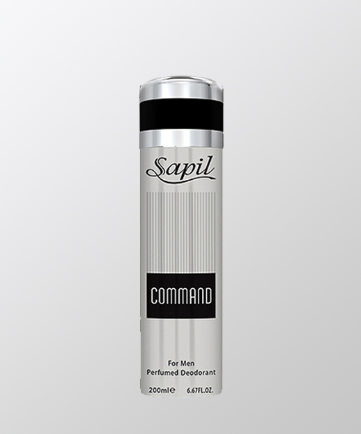 COMMAND DEODORANT FOR MEN