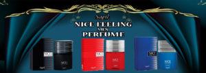 Nice Feeling Men Perfume
